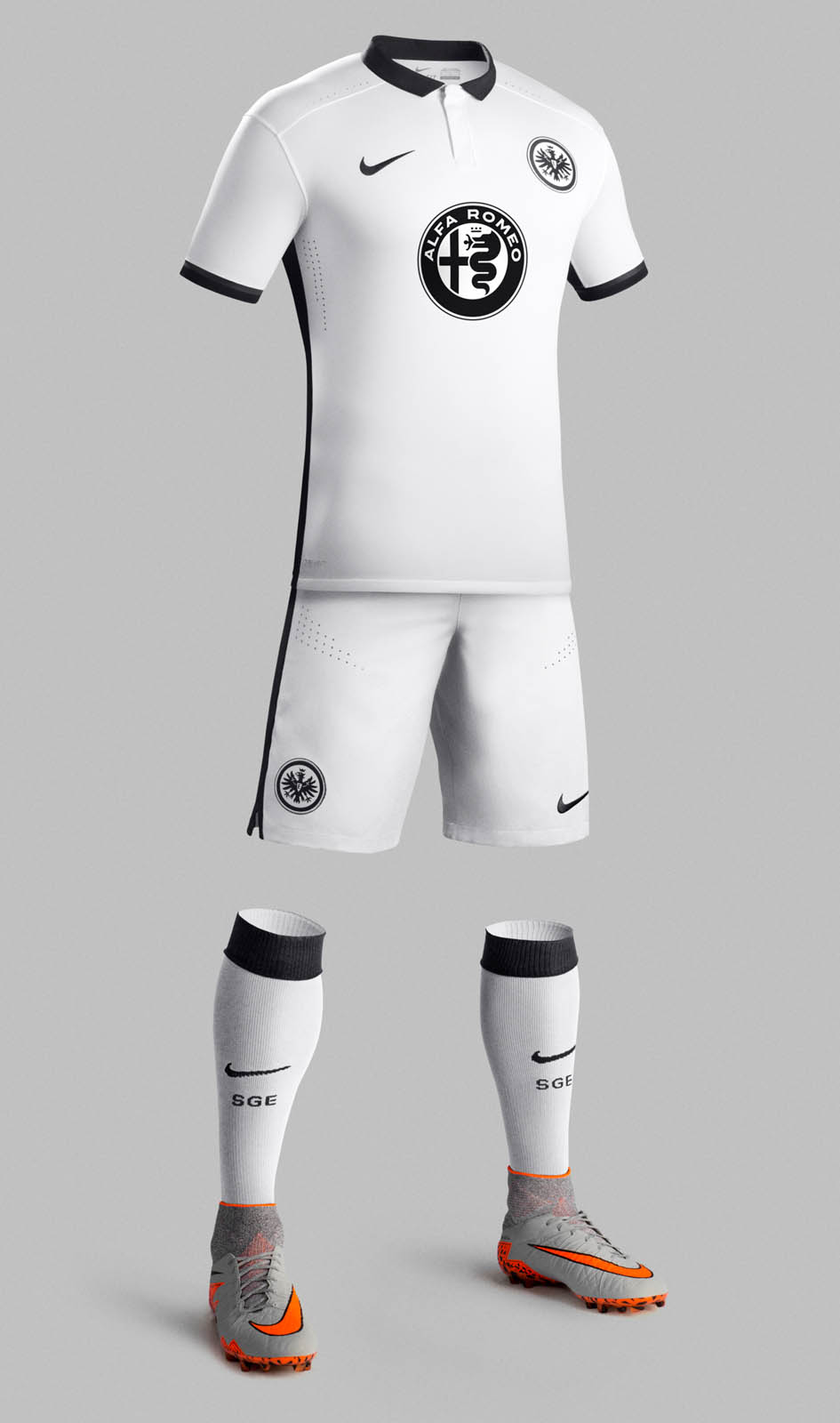 e23e380bad0 Eintracht Frankfurt s Home and Away kits are awesome this year