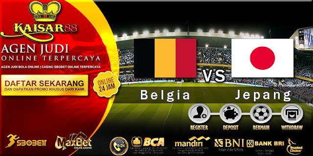 Prediksi Bola Jitu Belgia Vs Jepang 3 Juli 2018