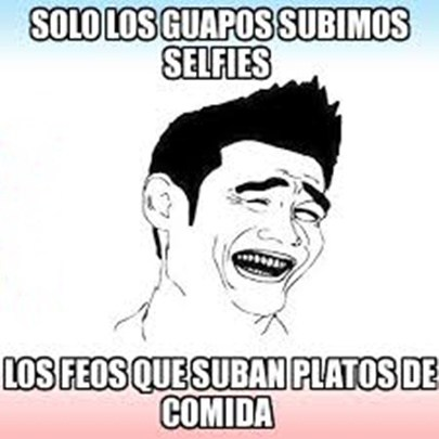selfie humor