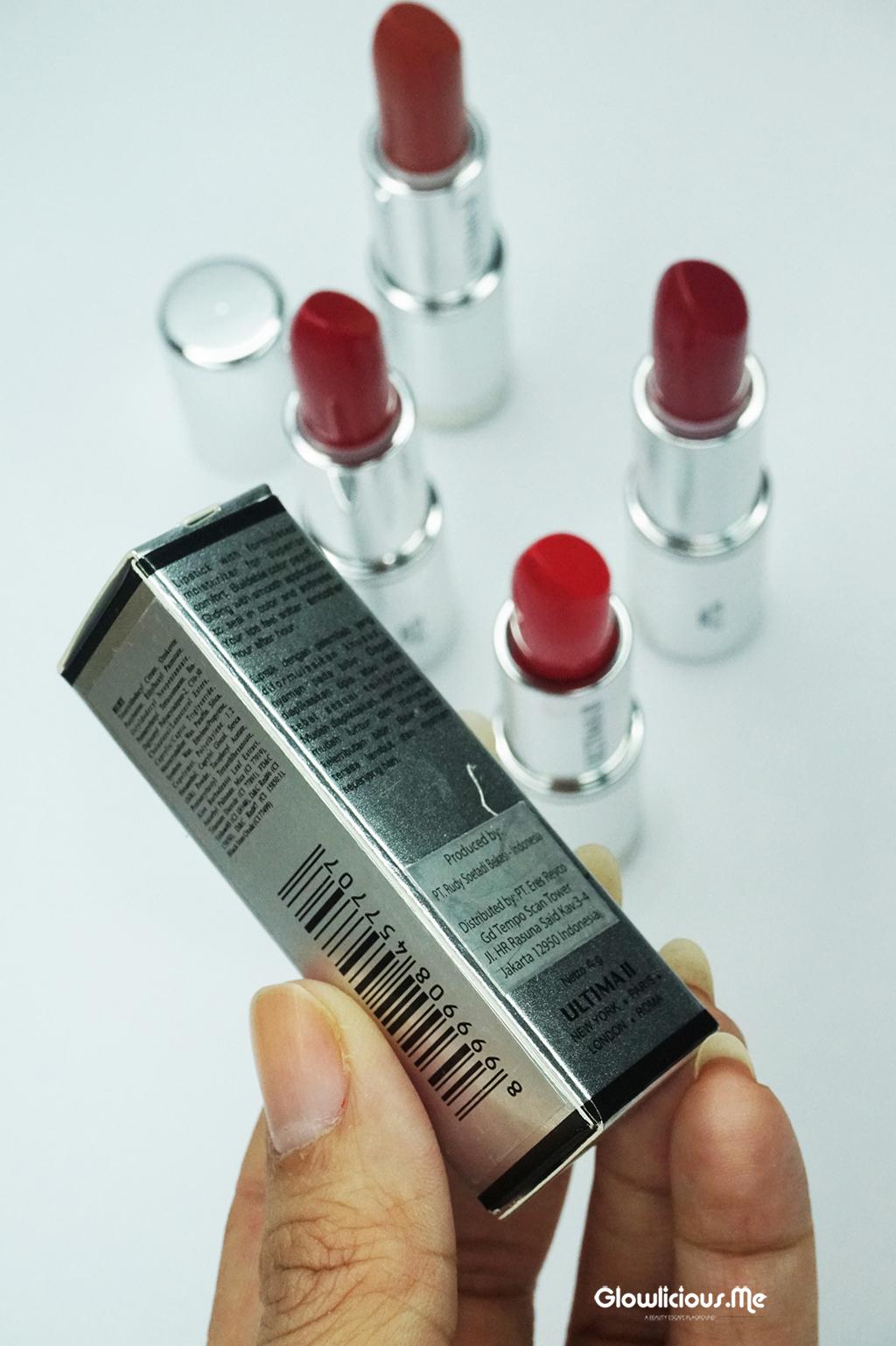 Tampil Segar dan Cantik Alami dengan ULTIMA II Delicate Blush & Lipsticks Series