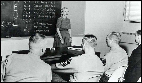 primeras mujeres programadoras de la informatica