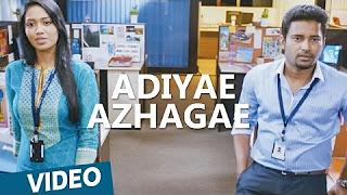 Oru Naal Koothu Songs _ Adiyae Azhagae Video Song _ Dinesh, Nivetha Pethuraj _ Justin Prabhakaran