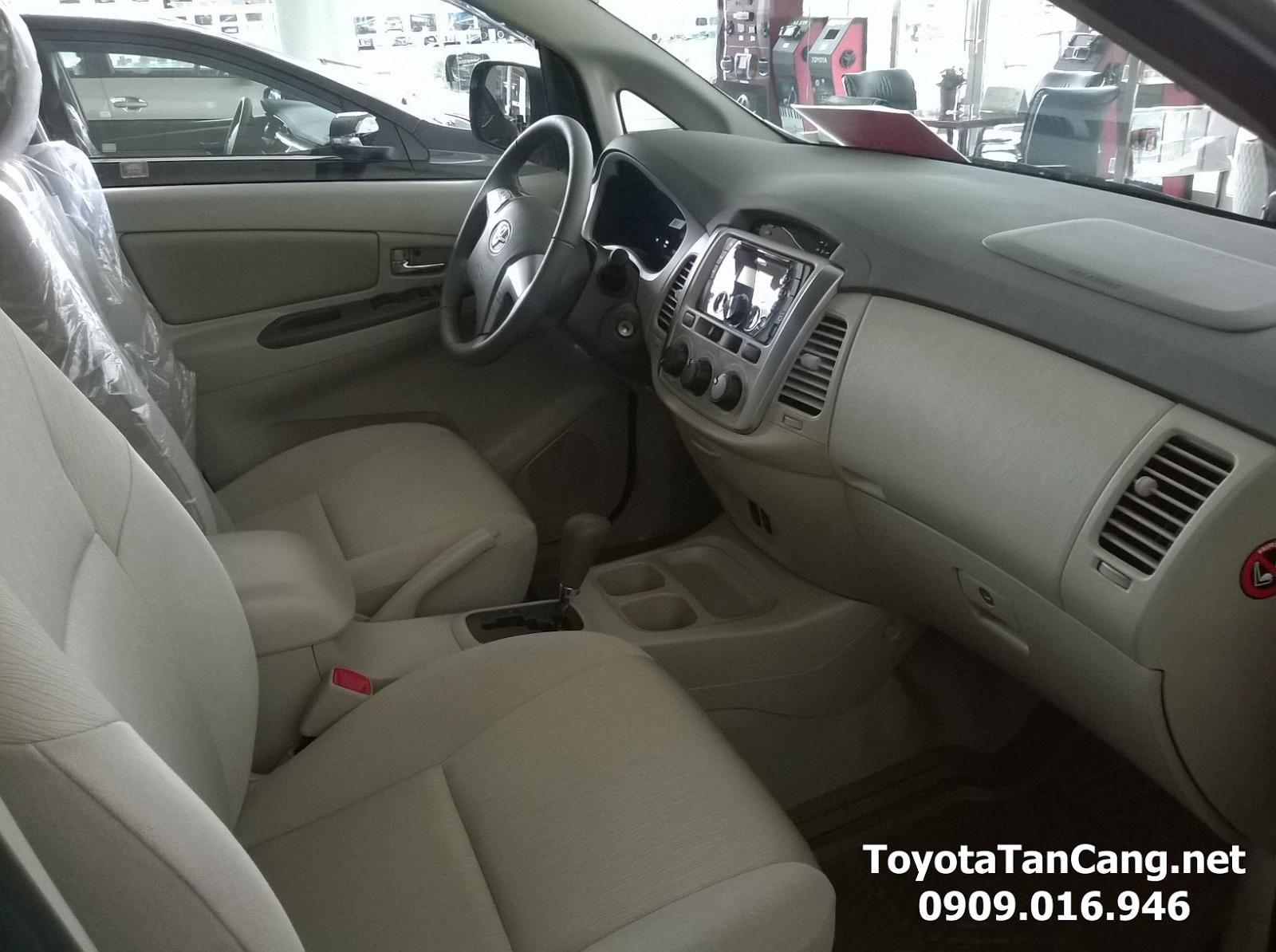 toyota innova g 2015 toyota tan cang 4 - Giá xe Toyota Innova 2016 sẽ sớm được Toyota Hùng Vương cập nhật từ ngày 18.07.2016 - Muaxegiatot.vn
