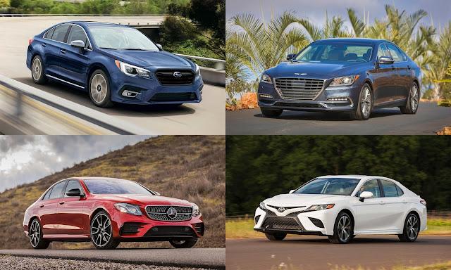 Liste des voitures les plus sûres