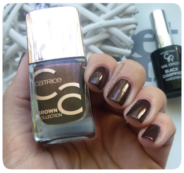 Catrice  Brown Collection  04 Unmistakable Style