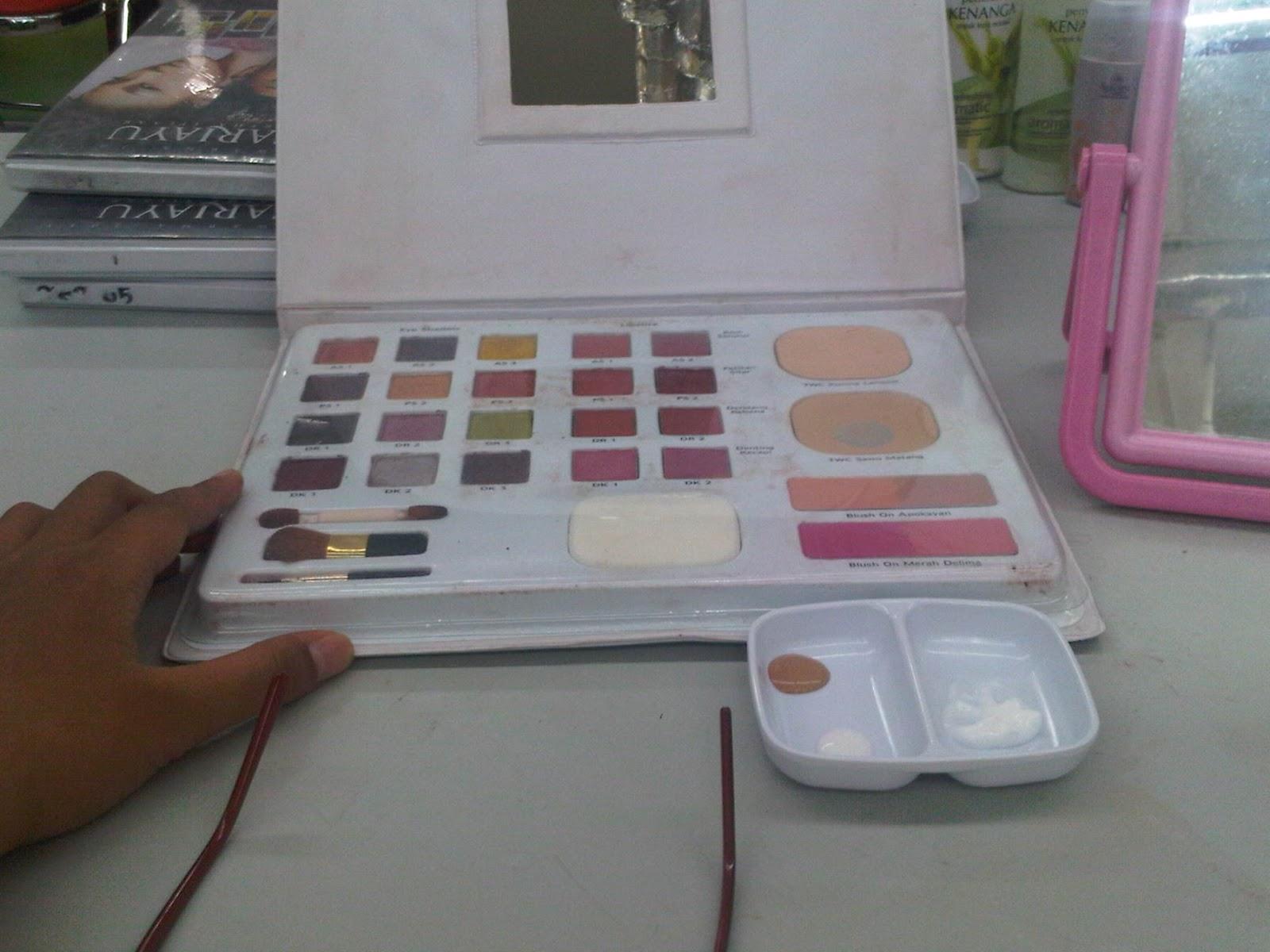Racun Warna-Warni: Sariayu Beauty Class @ Carefour