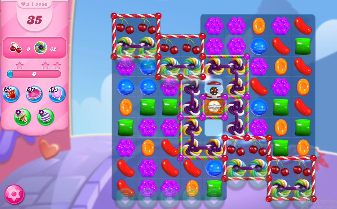 Candy Crush Saga level 5960