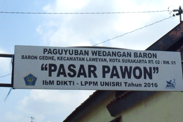 Pasar Pawon Solo