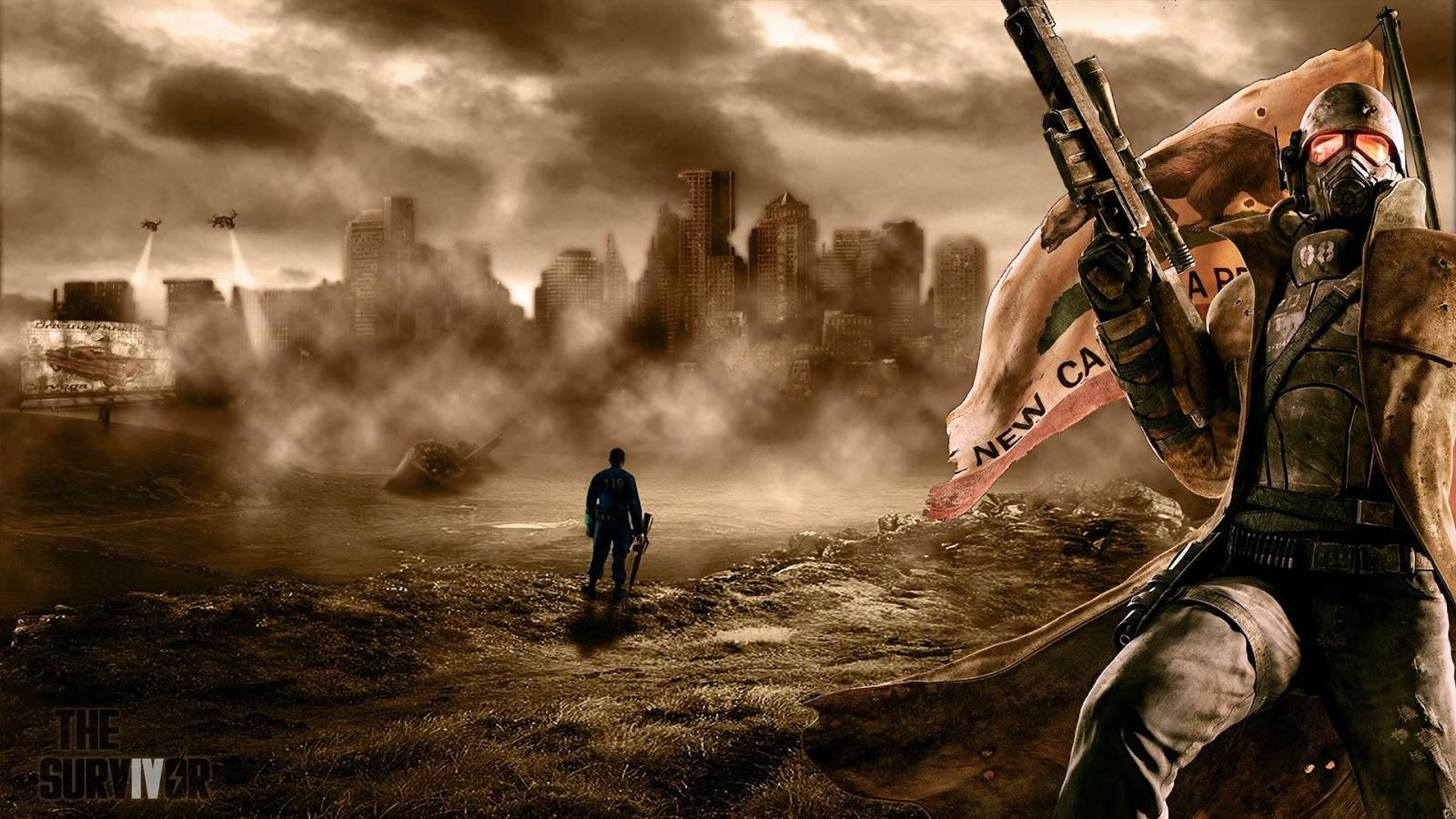 Fallout 4 survivor wallpaper