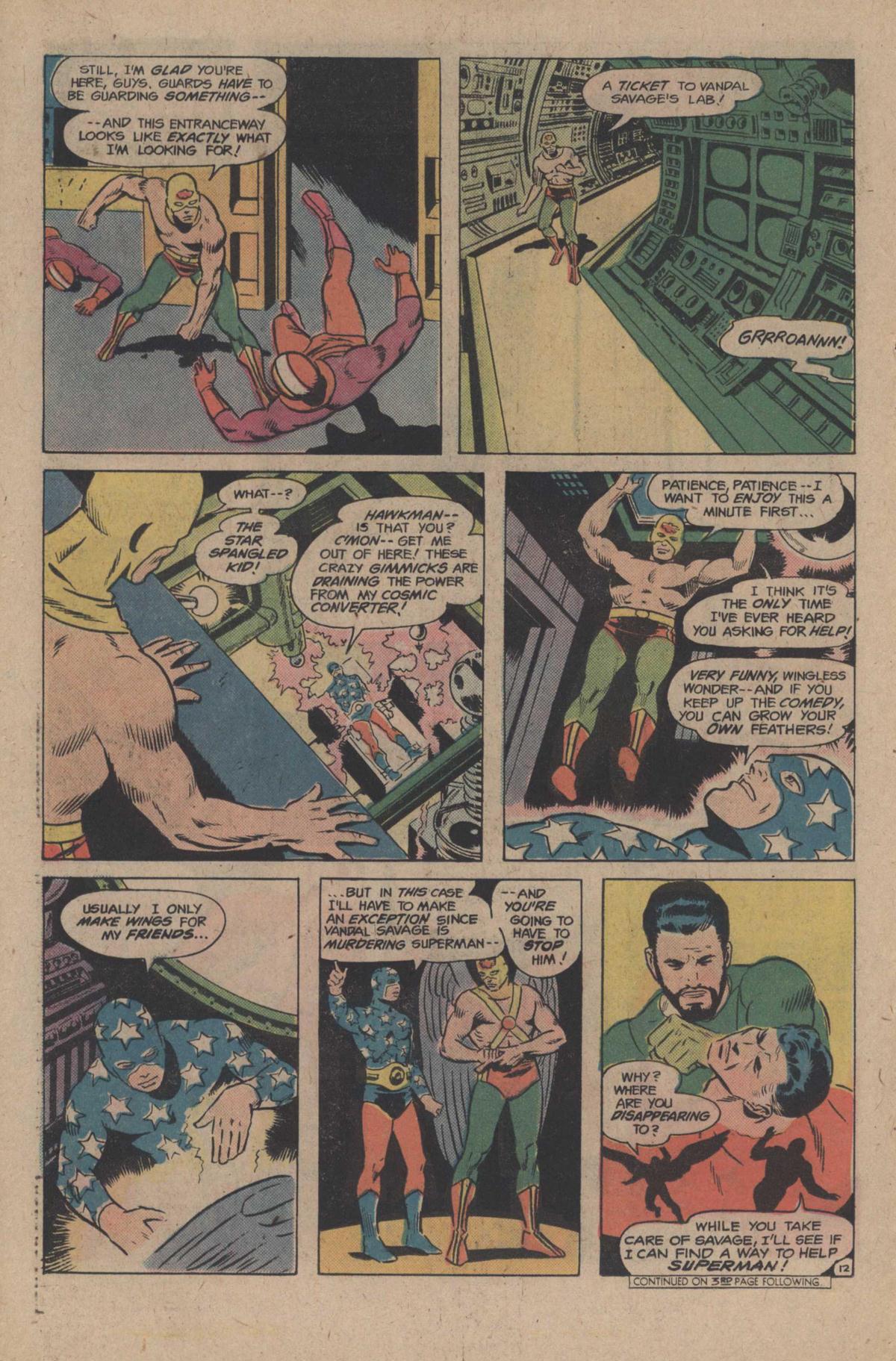 Read online All-Star Comics comic -  Issue #65 - 22