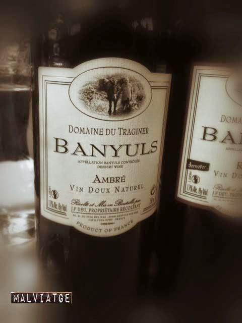 vinos de banyuls