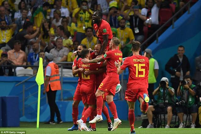 ALLWIN 01h00, ngày 11/07 Phân tích trước giờ bóng lăn Pháp vs Bỉ