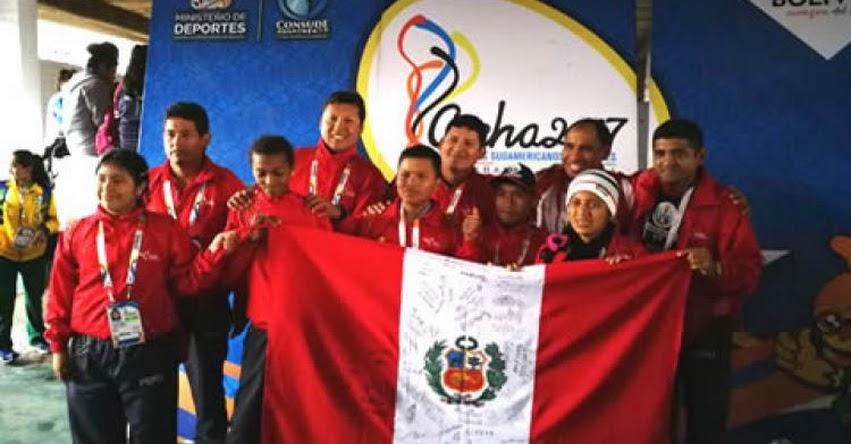 MINEDU: Perú derrota a Brasil en fútbol femenino de Juegos Sudamericanos Escolares - www.minedu.gob.pe