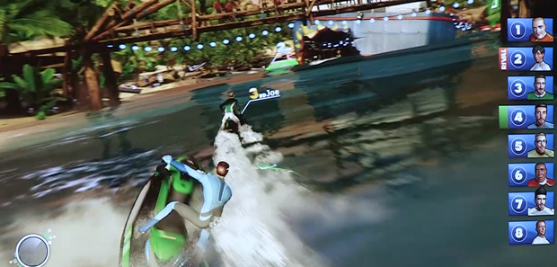 Kinect Sports Rivals Footage