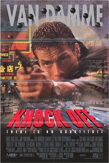 Knock Off 1998 Dual Audio Hindi Movie Download