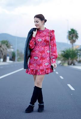 diseños de Vestidos Casuales Estampados