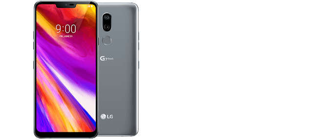 LG G7 ThinQ - a definitive leader that you can contact just the cost