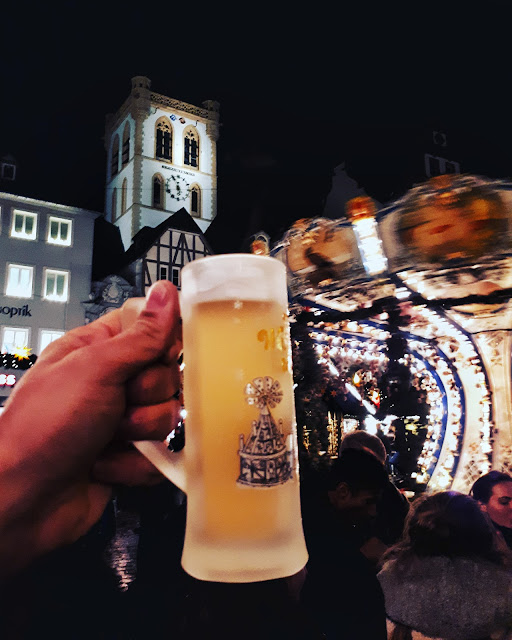 Trier Gluhviez at the Christmas market