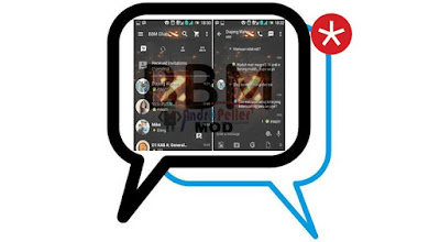BBM Mod Dota 2 v2.13.1.14 Apk Terbaru
