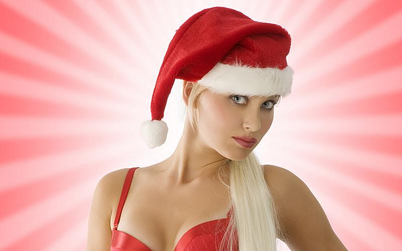 Weihnachtsgirls
