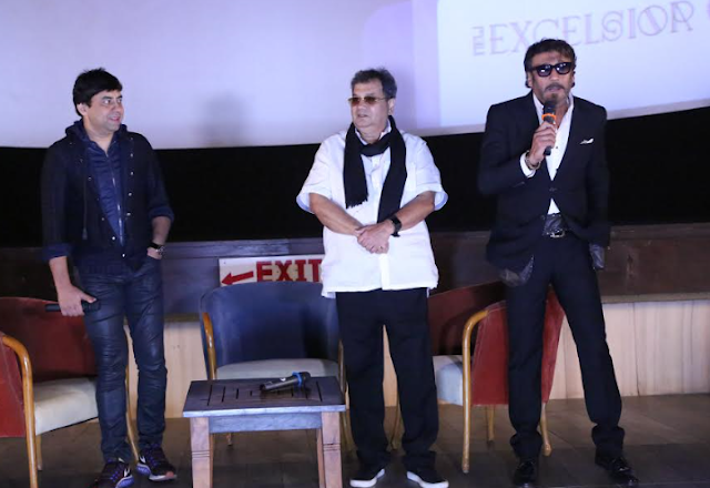 Jackie Shroff expresses his fandom for Dev Anand