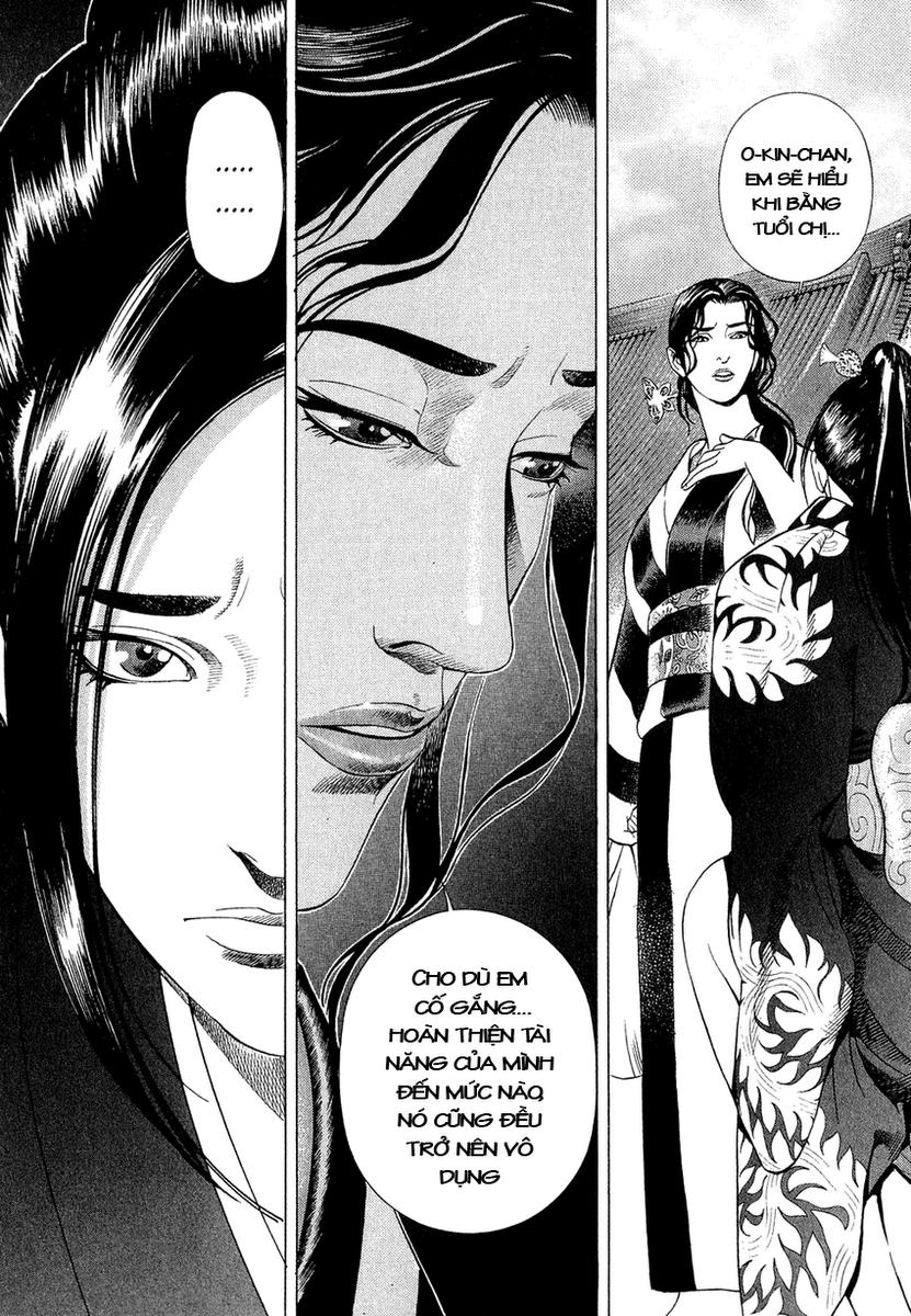 Yamikagishi chap 5 trang 13