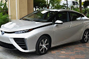Cars Not Using Fuel from Toyota This Makes Jokowi Interested
