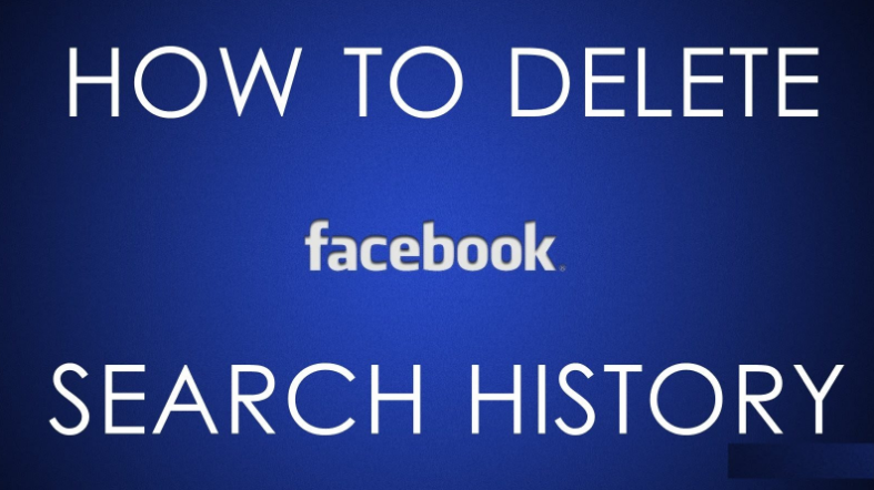 How To Delete Facebook Searches