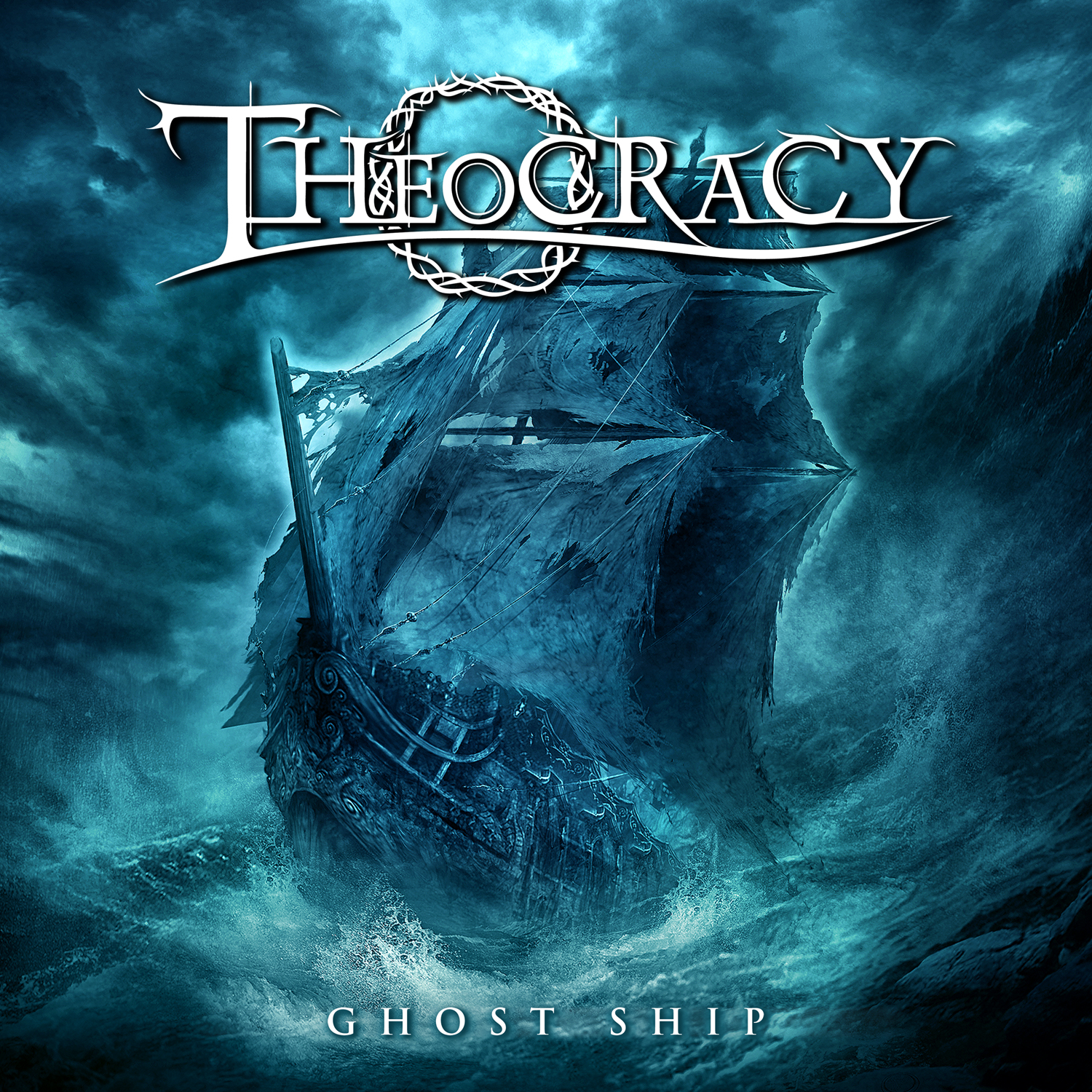 Enter the door within review of theocracys new release ghostship and yes there are some melt your face off flat out thrashfests too but no growling nothing vexes me more than a fantastic progressive metal symphony fandeluxe Images