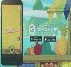 Rayakan Olimpiade Rio 2016 Google Luncurkan Doodle Fruit Games