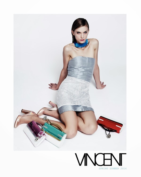 VINCENT by Vincenzo Billeci - Spring Summer 2014 collection