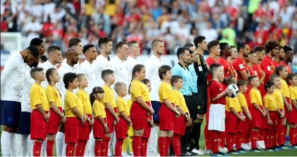 تجنب البرازيل هو هدف بلجيكا وإنجلترا