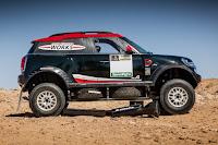 Mini John Cooper Works Rally 2017 Side