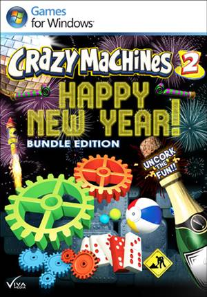 Crazy Machines 2 Happy New Year Bundle Edition PC Full