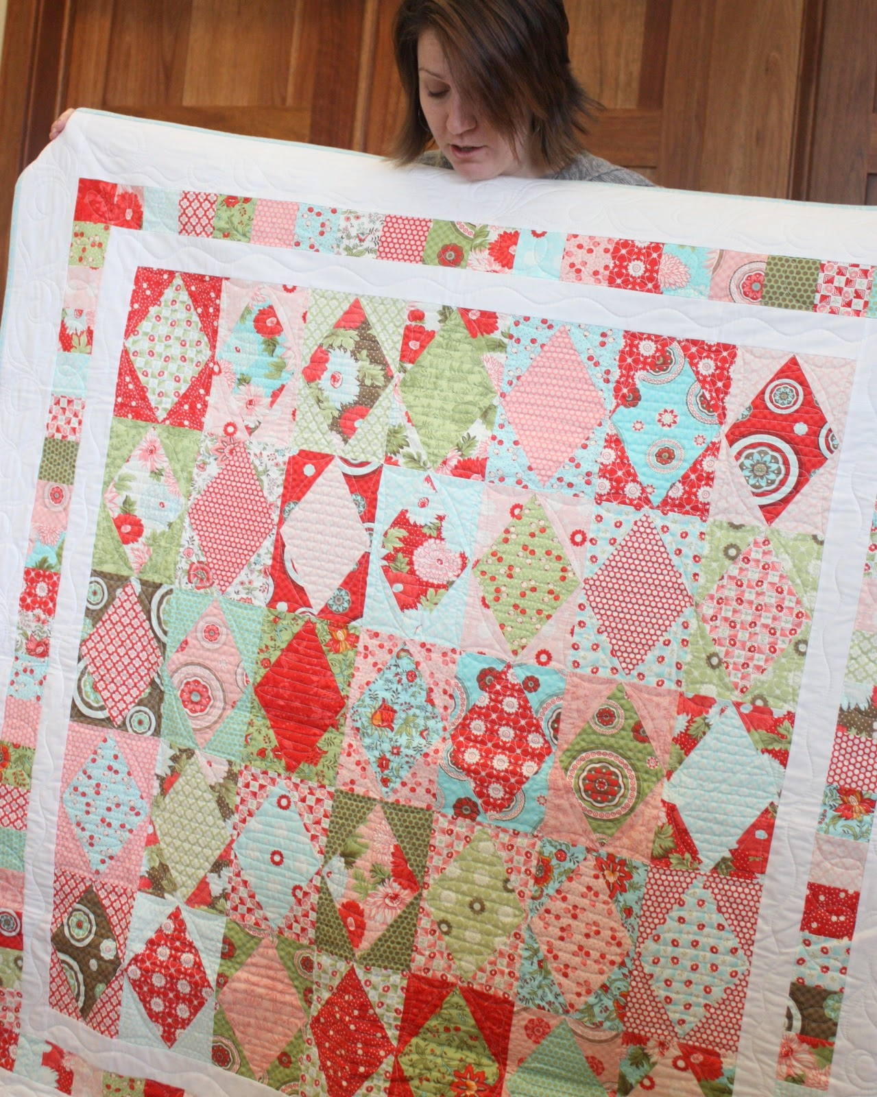 Emily Herrick Quilts - Diary of a Quilter - a quilt blog : emily patchwork quilt - Adamdwight.com