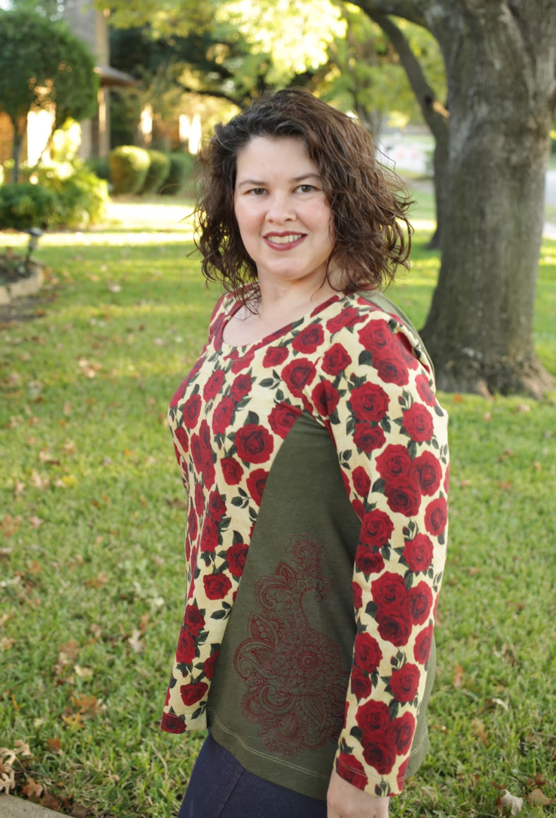 Sewing Scientist: Love Notions Tidal Top & Dress