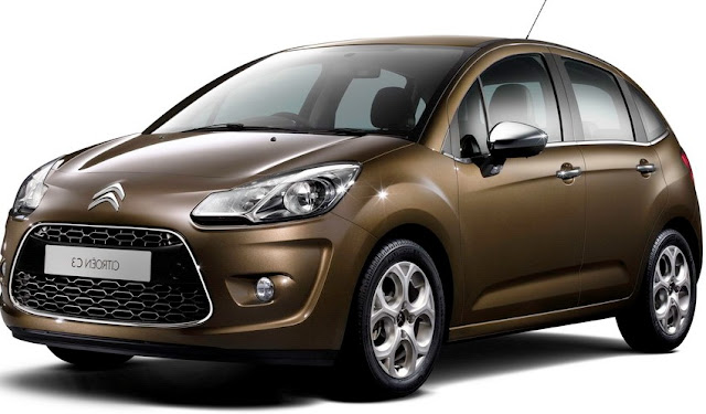 Leasing citroen c3 sans apport