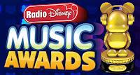 Promoção Rádio Disney Music Awards em LA