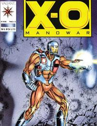 X-O Manowar (1992)