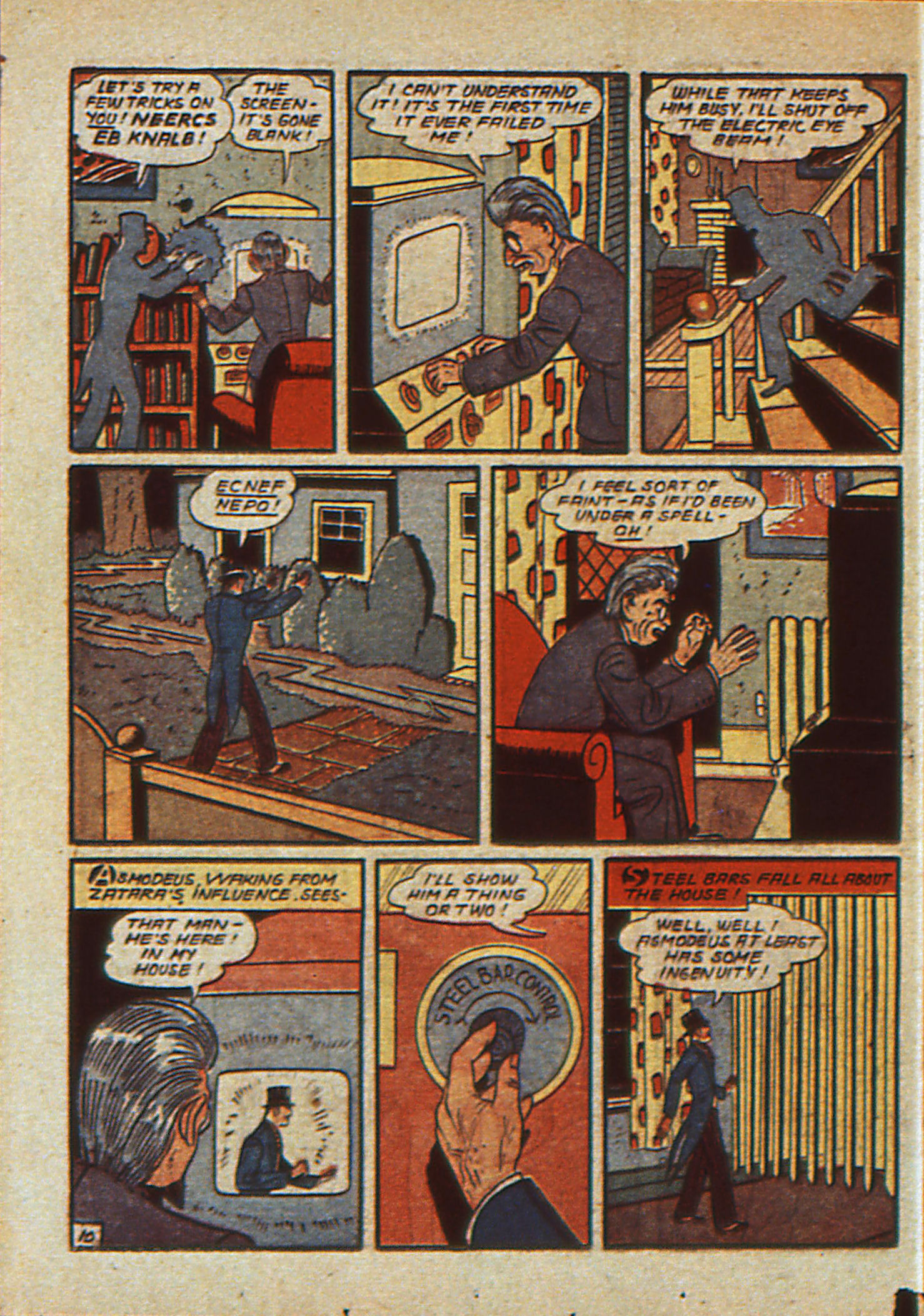 Read online Action Comics (1938) comic -  Issue #25 - 64