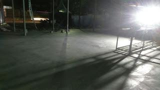 Pengerjaan Finishing Floor Hardener, Cibubur