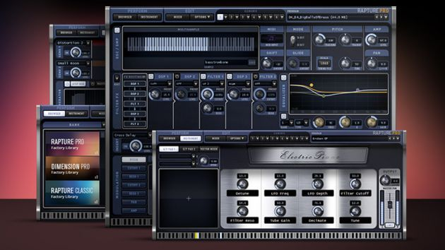 Easter Deal: Cakewalk Z3TA+2 and Rapture Pro on sale - SYNTH