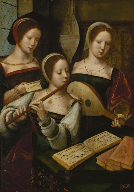 Women in concert - Renaissance