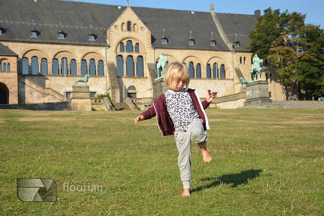 Palatium królewskie w Goslarze (Kaiserpfalz) - największa atrakcja turystyczna Goslar
