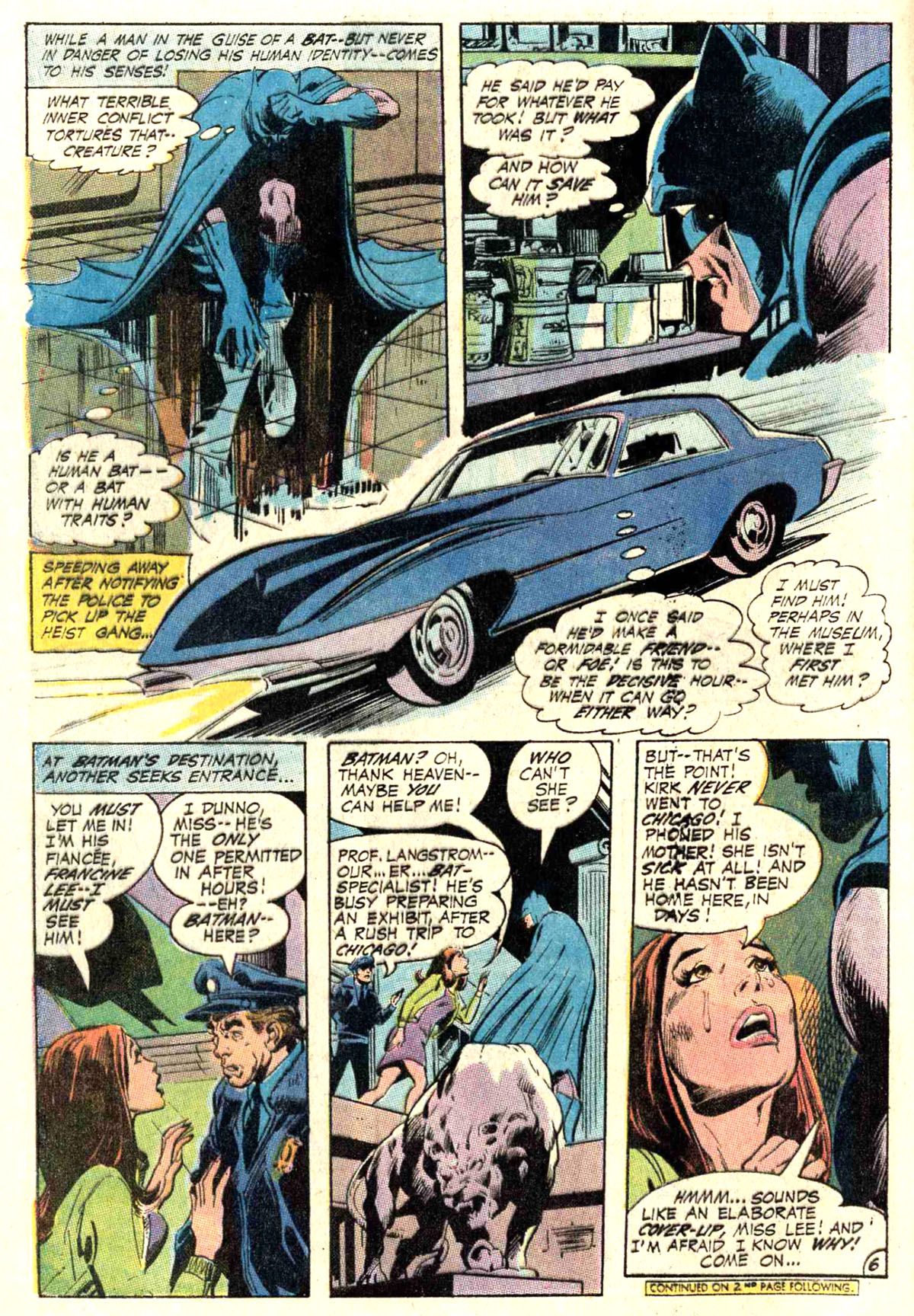 Detective Comics (1937) 402 Page 7