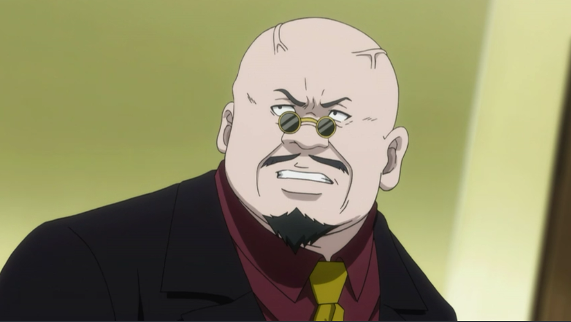 mafia, hunter x hunter, Zenji, The Dark Leader of the Outlaws, fan fiction