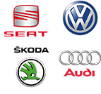 replacement vw keys, audi keys, skoda keys, seat keys