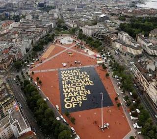 Rekord Genf - Bedingungsloses Grundeinkommen