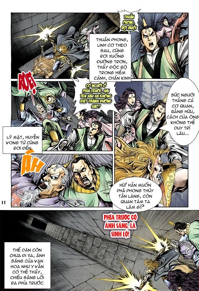 Đại Đường Uy Long chapter 50 trang 11