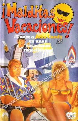 ¡Malditas vacaciones!, John Candy